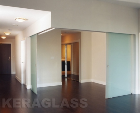 Glass door - Los Angeles