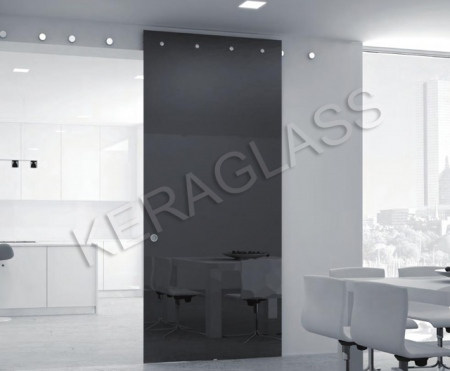 Glass sliding door - Milano