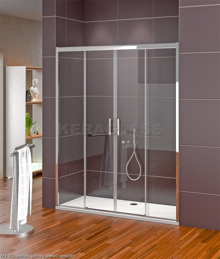 Shower screen series Continent AS
