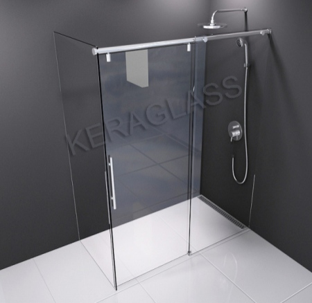 Shower enclosure - Madrid