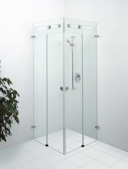 Sliding system Glass